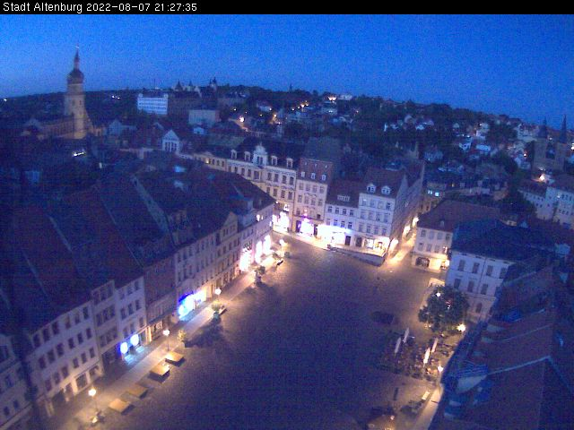 Webcam Altenburg (Markt) zeigen