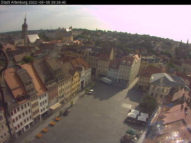 Altenburg City Center, Marktplatz